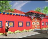 Khám phá không gian Tây Tạng tại nhà hàng chay Pema Yên Bái