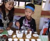 Lớp học chia sẻ STEM của học sinh người Mông tại Suối Giàng Yên Bái
