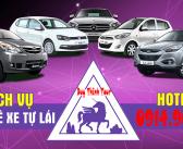 Cho thuê ô tô tự lái tại Nghĩa Lộ Yên Bái