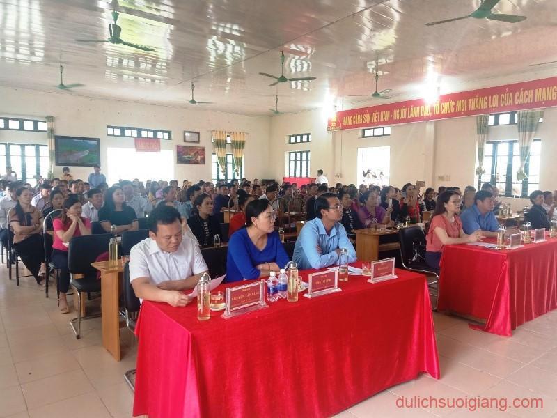 Ngọc Chiến quyết tâm phát triển du lịch cộng đồng