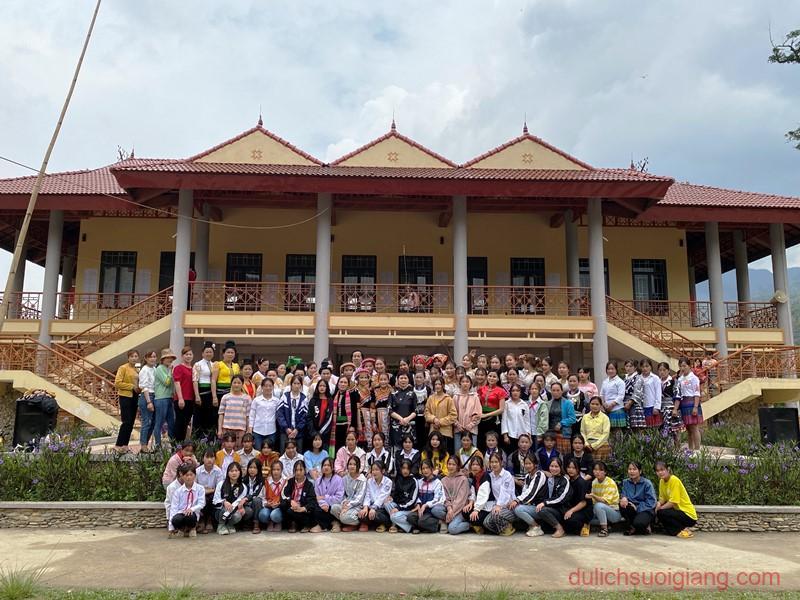 Ngọc Chiến quyết tâm phát triển du lịch cộng đồng3